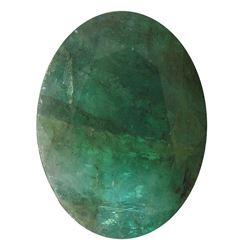 5.43 ctw Oval Emerald Parcel