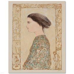 China Profile by Hibel (1917-2014)