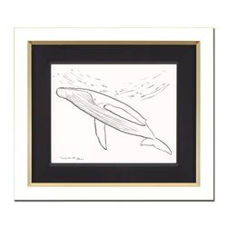 Humpback Whale by Wyland Original