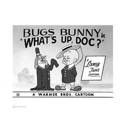 Warner Brothers Hologram What's Up Doc Elmer