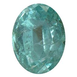 3.68 ctw Oval Emerald Parcel