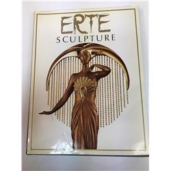 Erte  Sculptures Book