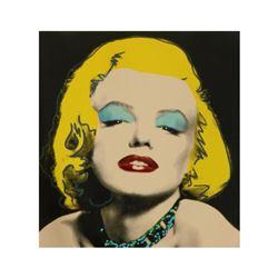 Marilyn Seduction by Steve Kaufman (1960-2010)