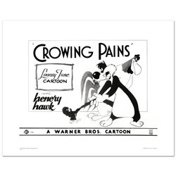 Crowing Pains with Sylvester by Looney Tunes