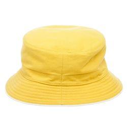 Hermes Yellow Cotton Beach Hat 58