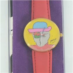 Peter Max Watch (Face) by Max, Peter