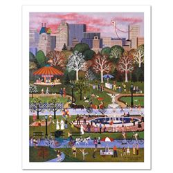Springtime in Central Park by Wooster Scott, Jane