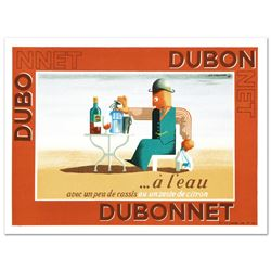 Dubonnet.A Leau by RE Society