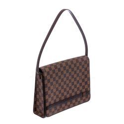 Louis Vuitton Damier Ebene Tribeca Shoulder Bag