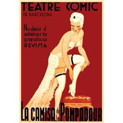 Anonymous - Teatre Comic Barcelona