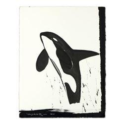 Orca by Wyland Original
