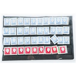 Sheet of Canada Mint Stamps