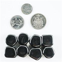 Magnetic Hematite Stone
