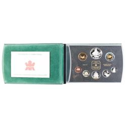 Estate RCM 2003 Proof Set Silver (Case Worn) (SOR)