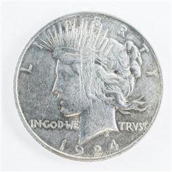 1924 USA Peace Dollar