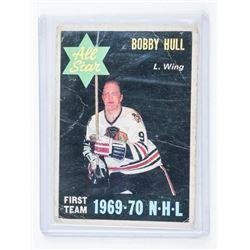 1970 OPEE CHEE Bobby Hull Card