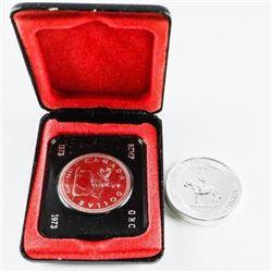 RCM 2010 .9999 Fine Silver $10.00 Coin RCMP 2oz AS