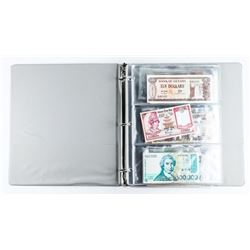 Estate Binder World Notes
