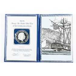 1976 Nederlands Proof Coin Folio - Silver
