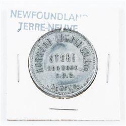 NFLD 'Terre-Neuve' 50 Cents Token