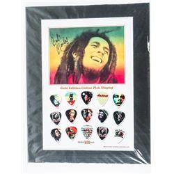 Bob Marley - Gold Edition Guitar Pick Collection