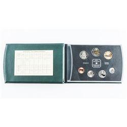 RCM 2000 Specimen Coin set (OI)