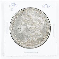 1889 (O) US Morgan Dollar VF20