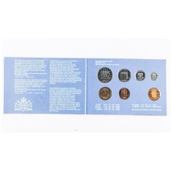 Dutch Mint - 1990 UNC Coin Set