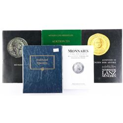 USA Statehood Quarters Storage Binder and Euro Auc