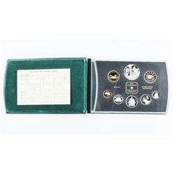 RCM 2002 Golden Jubilee Silver Proof Set
