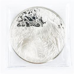 925 Sterling Silver - Artistic Medal - Masters