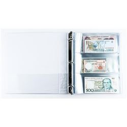Estate World Paper money Collection - 100 UNC Note