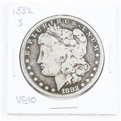 1921 (D) US Morgan Dollar VG10