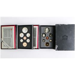 Group of (3) RCM Proof Coin Sets: 1994, 1995, 1996
