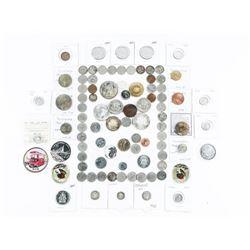 Estate Lot - Coins, Silver, Numismatics, World, To