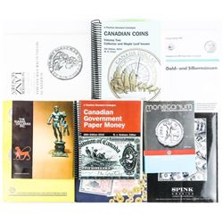 Estate Lot Coin Catalogues, Price Guide etc