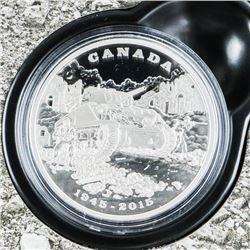 The Italian Campaign .9999 Fine Silver $20.00 Coin