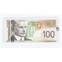 Bank of Canada 2004 100.00 Note