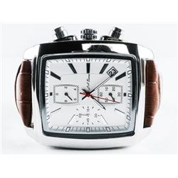 L.A. Banus Designer Watch Gents Square Dial with S