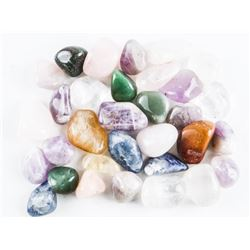 Lot - Natural Mineral Rocks Assorted