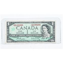 1867-1967 Bank of Canada * Replacement 1.00