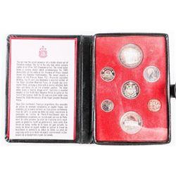 RCM 1975 Prestige Specimen Coin Set. Original Onio