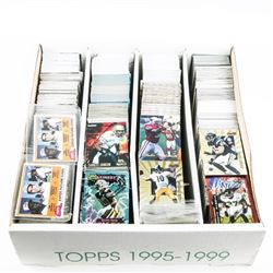 Estate Box Lot - Mixed Sports Cards 3200 Count box