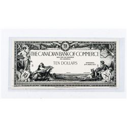 Canadian Bank of Commerce Engraver/Printer's Proof