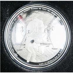 2019 .9999 Fine Silver $25.00 Coin 50th Anniversar