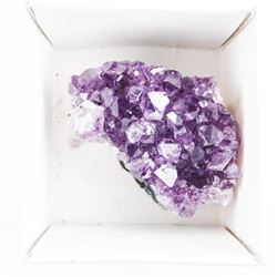 Genuine Amethyst Cluster Rock in the Rough