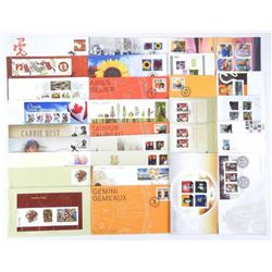 Canada Post 2011 Official First Day Cover Collecti