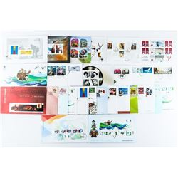Canada Post 2009 Official First Day Cover Collecti
