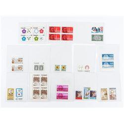 Estate Lot - Canada Mint Stamps (ER)