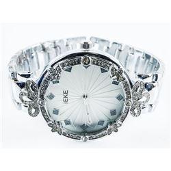 Ladies New Quartz Watch with Fancy Swarovski Eleme